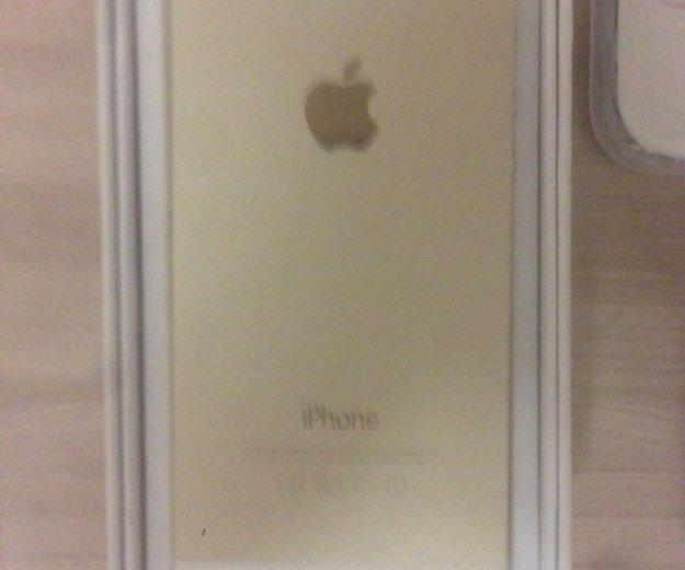 Iphone 5s 16gb gold. Фото 2. Можайск.