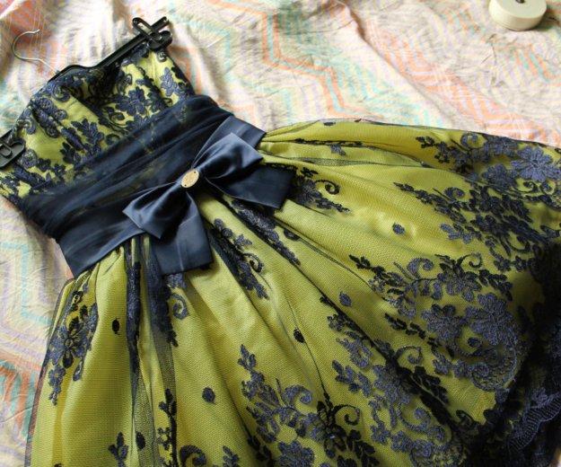 Вечернее платье, на выпускной, на свадьбу. Фото 1. Санкт-Петербург.