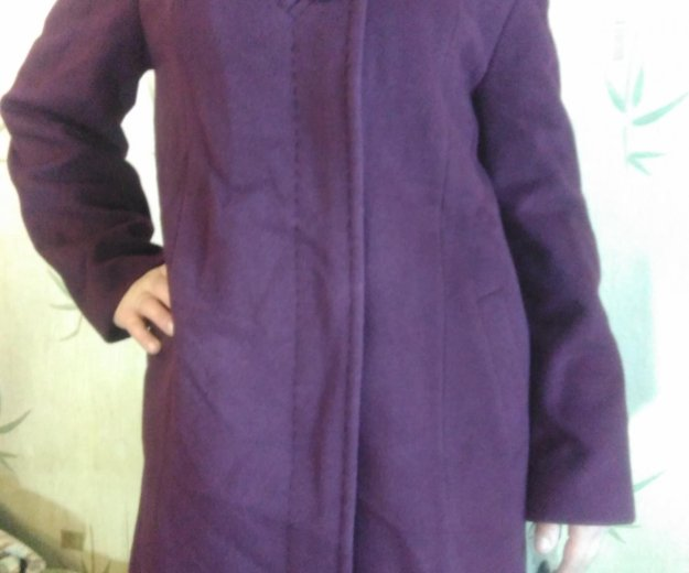 Женское пальто. Фото 2. Котельники.