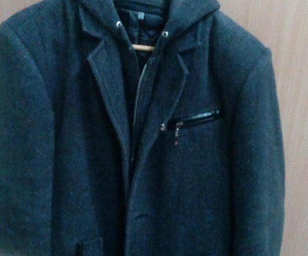 Мужское пальто. Фото 1. Волгоград.