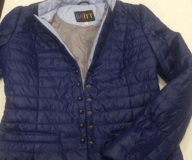 Куртка нинель новая 44 размер. Фото 2. Чебоксары.