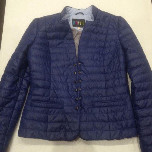 Куртка нинель новая 44 размер. Фото 3. Чебоксары.