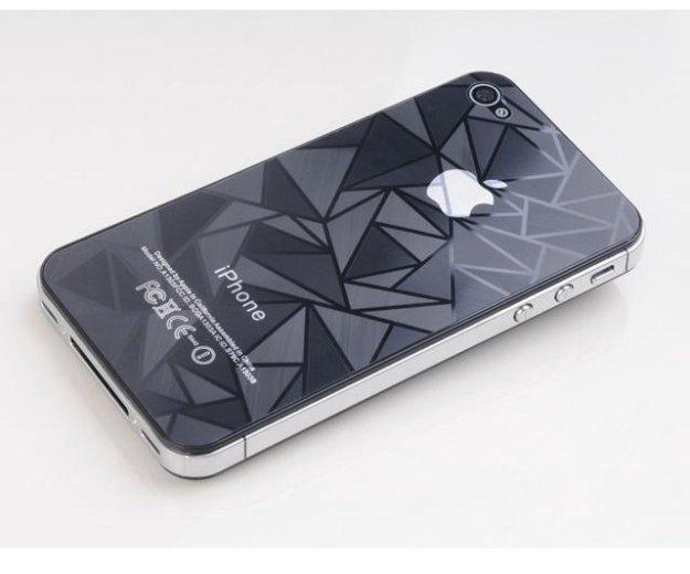 Защитная плёнка для iphone 5. Фото 3. Ставрополь.