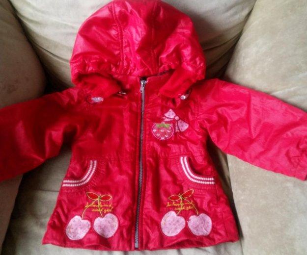 Куртка от 2 до 4 лет на девочку. Фото 1. Набережные Челны.