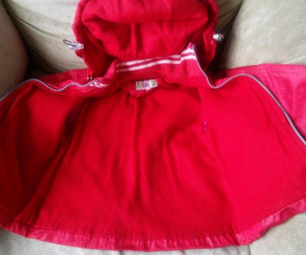 Куртка от 2 до 4 лет на девочку. Фото 2. Набережные Челны.