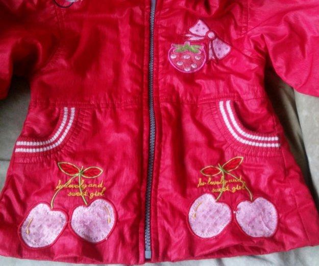 Куртка от 2 до 4 лет на девочку. Фото 3. Набережные Челны.