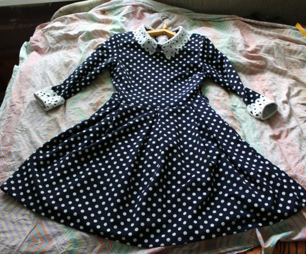 Платье в стиле 50х. Фото 1. Санкт-Петербург.