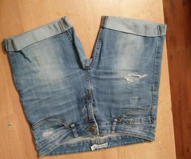 Шорты джинсовые. Фото 1. Москва.