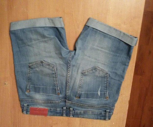 Шорты джинсовые. Фото 2. Москва.