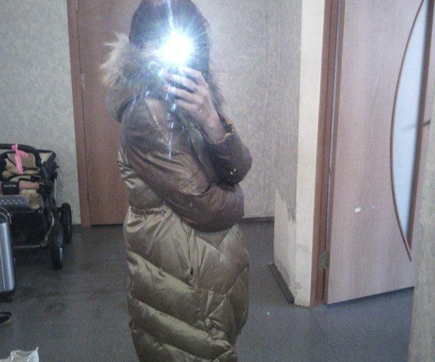 Куртка пух. Фото 1.
