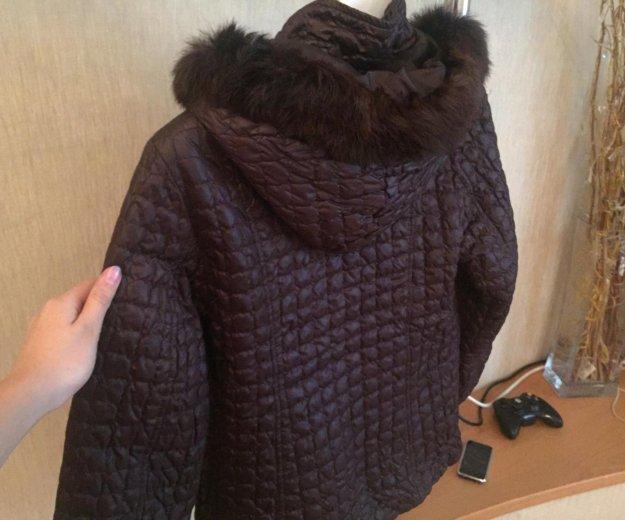 Курточка, крутая. Фото 1. Клин.