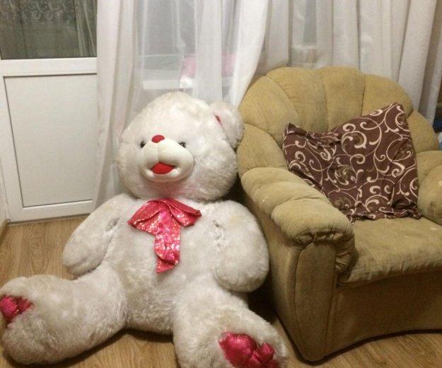 Мягкая игрушка огромный мишка. Фото 1. Ростов-на-Дону.