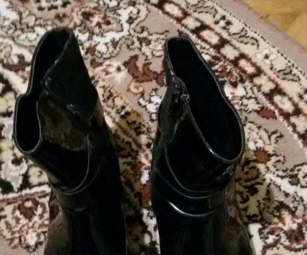 Ботинки осень. Фото 3. Бор.