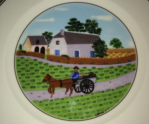 Villeroy boch design naif салатные тарелки. Фото 4. Москва.