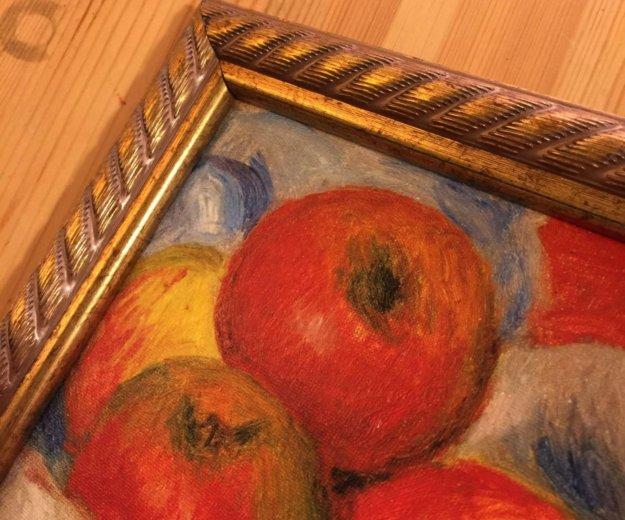 Картина маслом живопись печать на холсте багет. Фото 3. Санкт-Петербург.