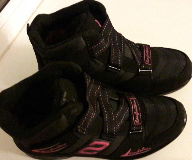 Зимние спортивные ботинки. Фото 1. Санкт-Петербург.