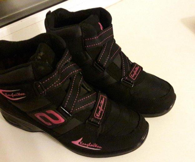 Зимние спортивные ботинки. Фото 2. Санкт-Петербург.