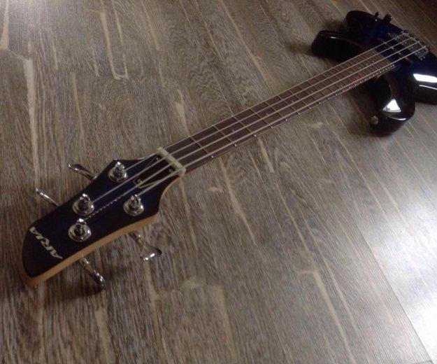 Бас-гитара aria igb-std mbs. Фото 1. Москва.