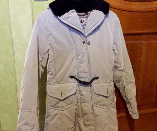 Новое пальто. Фото 1. Москва.