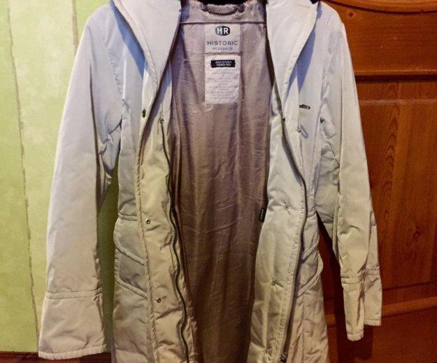 Новое пальто. Фото 2. Москва.