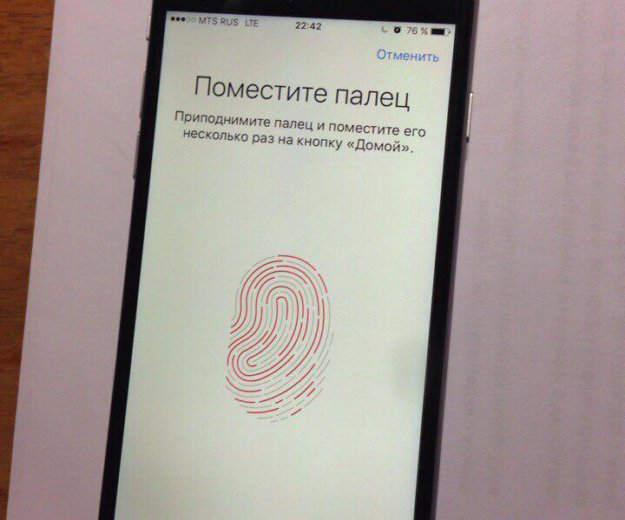 Apple iphone 6 64gb. Фото 3. Москва.