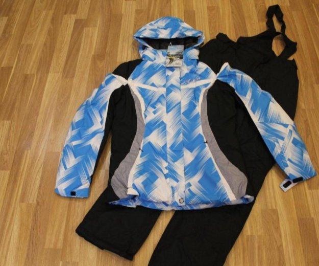 Женский горнолыжный костюм. Фото 1. Челябинск.