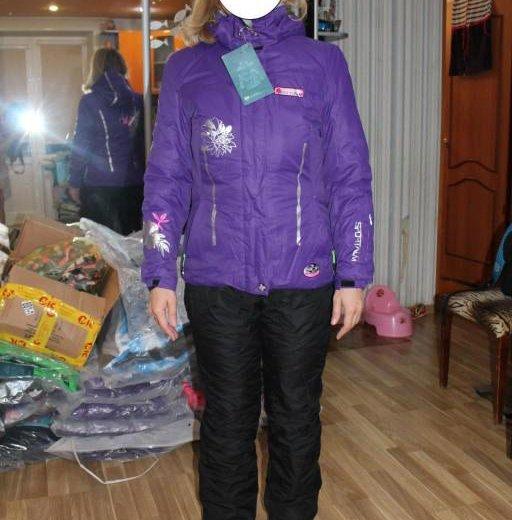 Женский горнолыжный костюм. Фото 2. Челябинск.