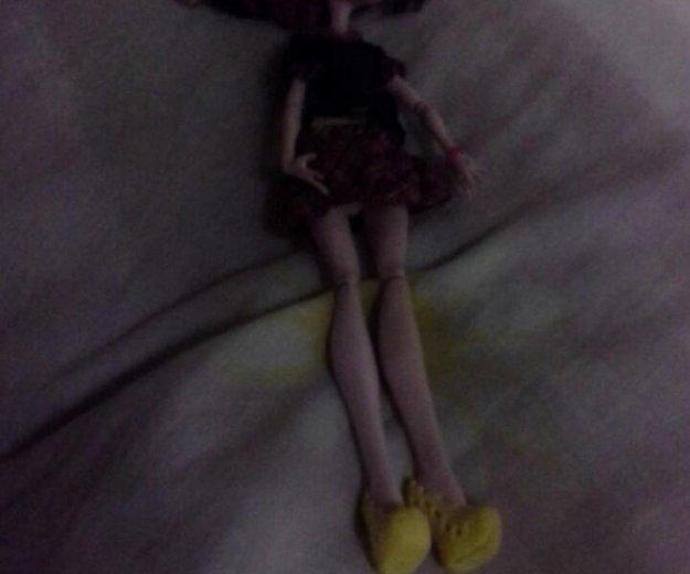 Кукла монстр хай дракулаура. Фото 1. Москва.