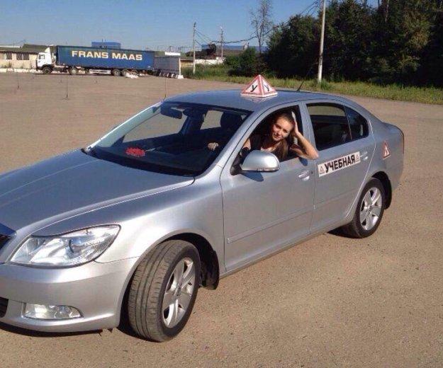 Инструктор по экспресс - вождению акпп. Фото 3. Москва.