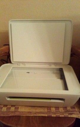 Hp deskjet принер-сканер-копир. Фото 1. Санкт-Петербург.