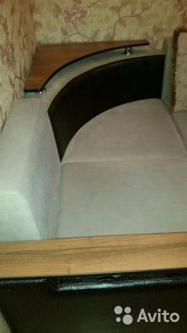 Угловой диван+кресло. Фото 2. Анапа.