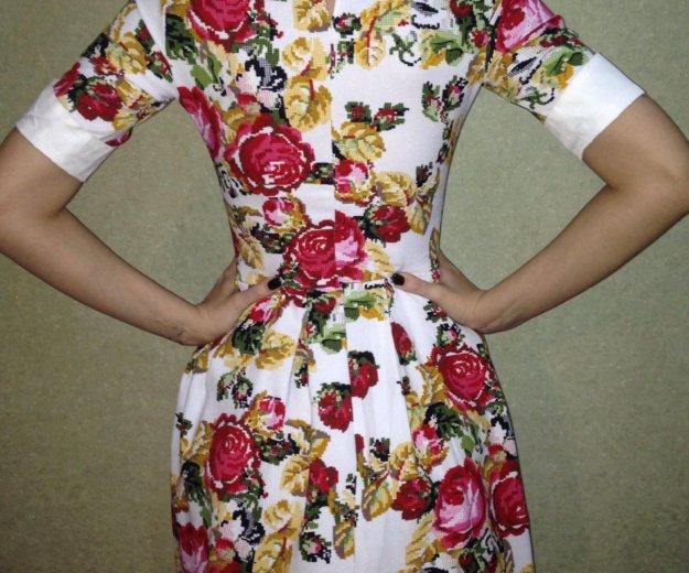 Платье. Фото 2. Дубовое.
