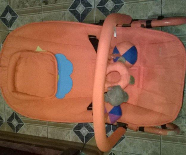 Детский шезлонг. Фото 3. Солнечногорск.