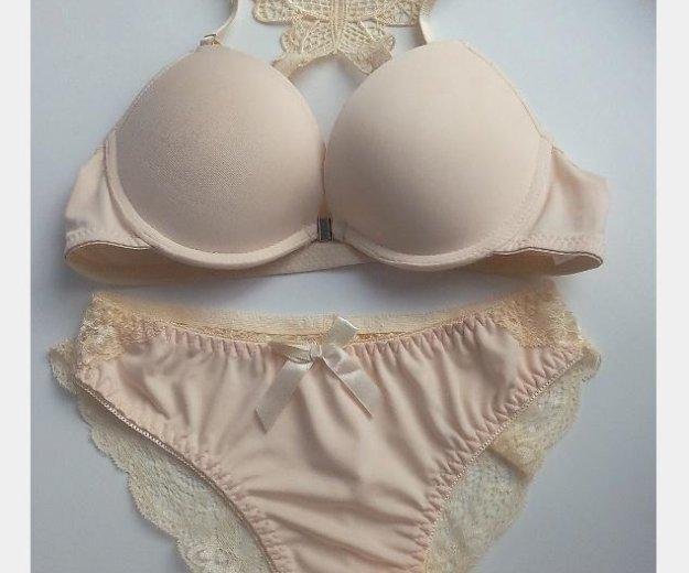 Новый комплект женского нижнего белья. Фото 1. Ульяновск.
