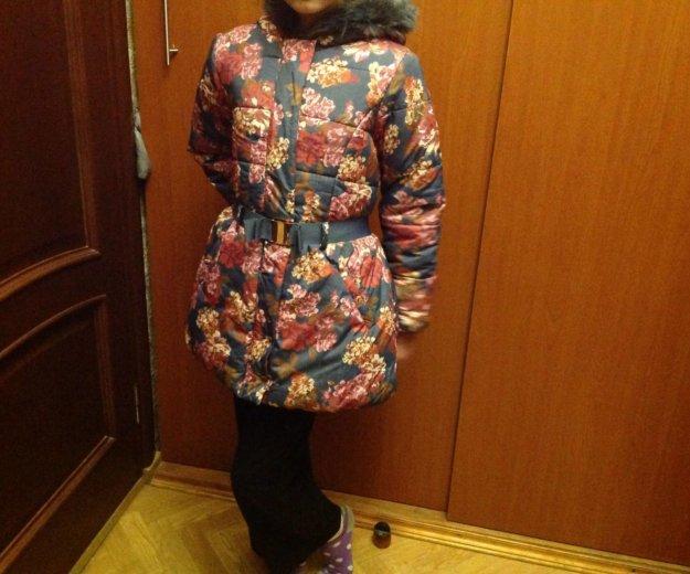 """Зимняя куртка """"monsoon"""". Фото 1. Санкт-Петербург."""