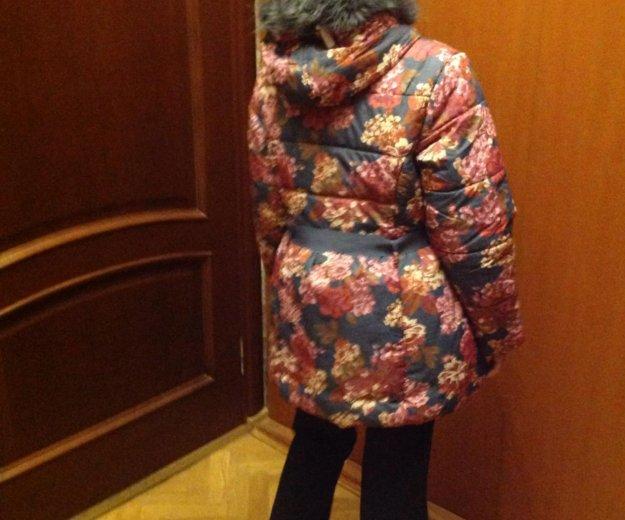 """Зимняя куртка """"monsoon"""". Фото 2. Санкт-Петербург."""