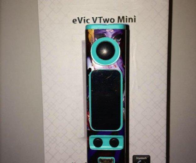 Evic vtwo mini tc. Фото 4.