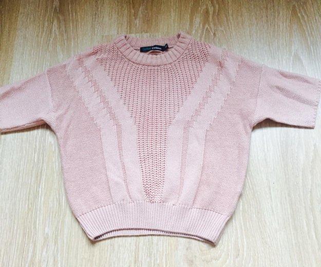 Новый свитер. Фото 2.