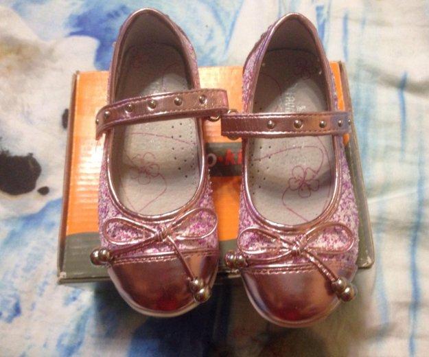 Праздничные туфли для девочки. Фото 2. Санкт-Петербург.