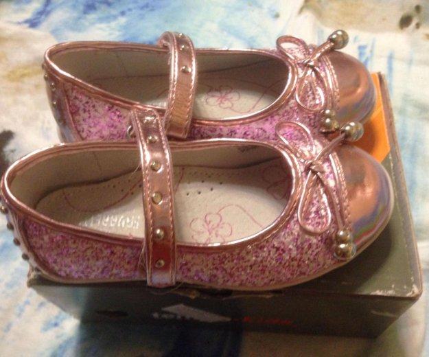 Праздничные туфли для девочки. Фото 1. Санкт-Петербург.