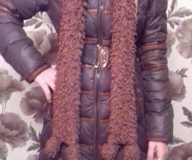 Пальто ( на девочку 9- 12 лет.). Фото 1. Ливны.