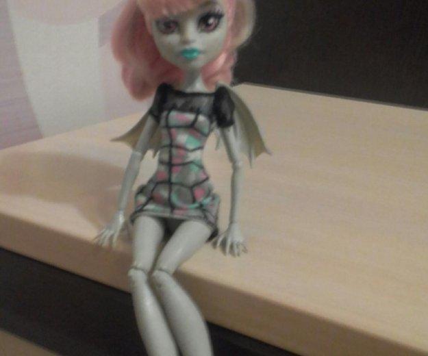 Кукла монстер хай рошель. Фото 1. Кингисепп.