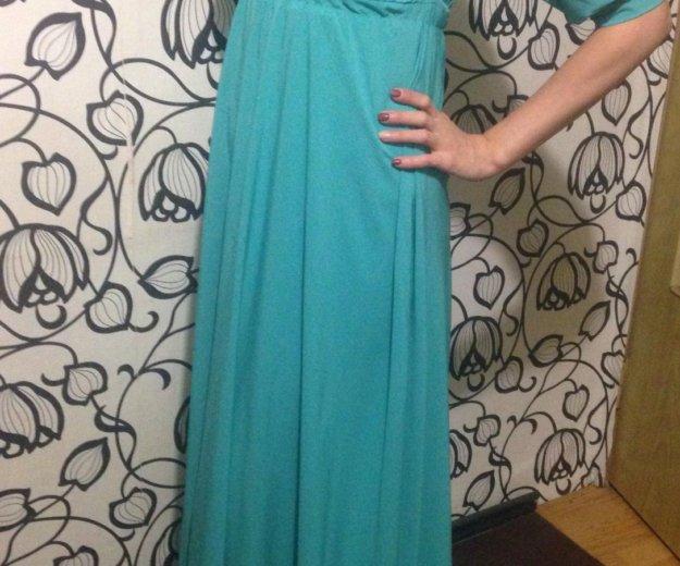 Платье в пол. Фото 2. Люберцы.