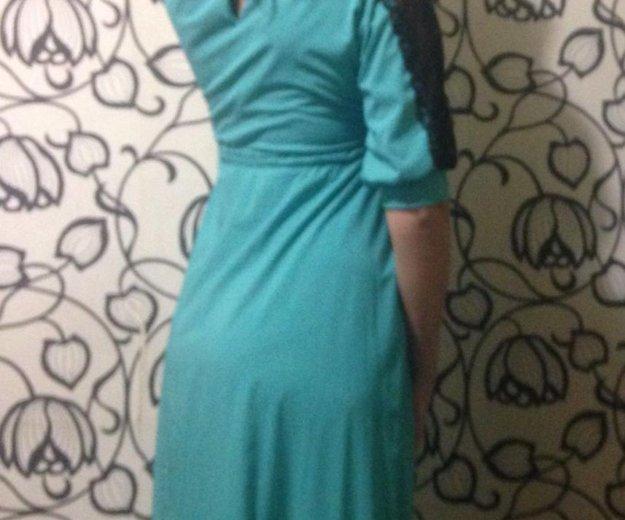 Платье в пол. Фото 1. Люберцы.