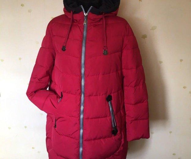 Зимняя куртка на синтепоне. Фото 2.