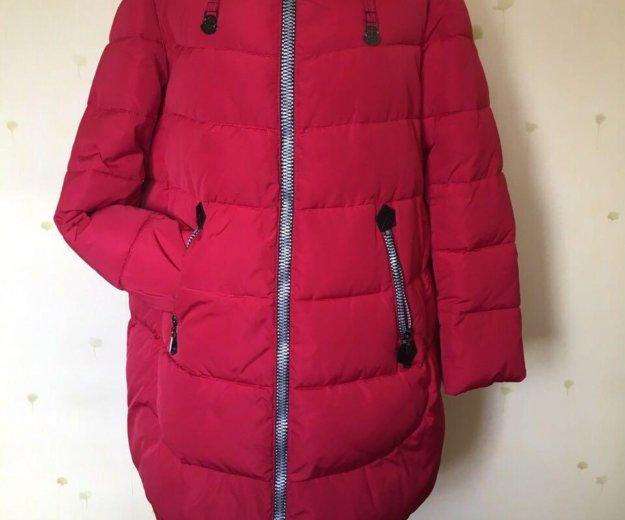 Зимняя куртка на синтепоне. Фото 3.