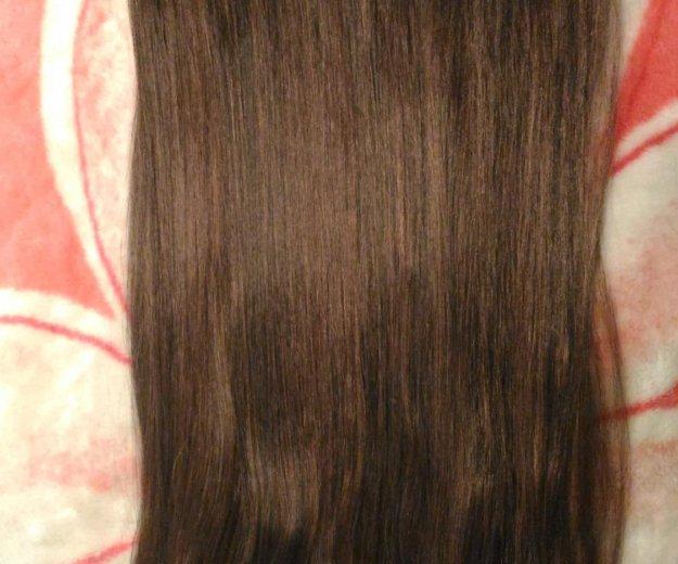 Волосы на заколке. Фото 1. Люберцы.