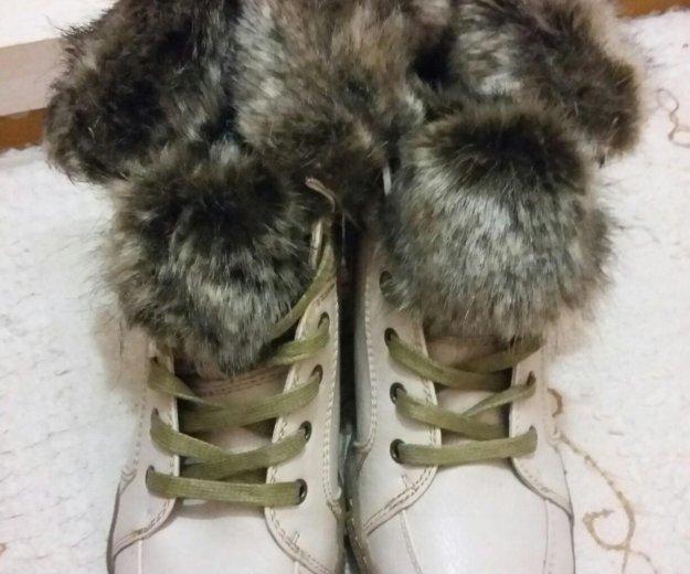 Ботинки зимние. Фото 1. Уфа.