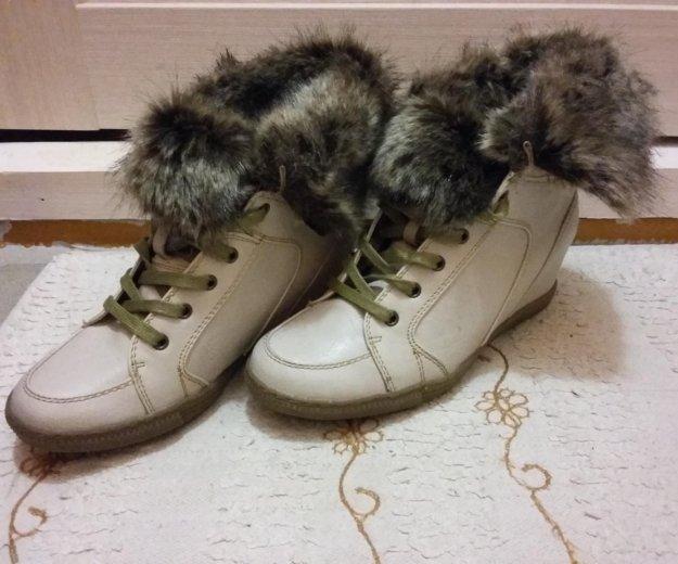 Ботинки зимние. Фото 3. Уфа.