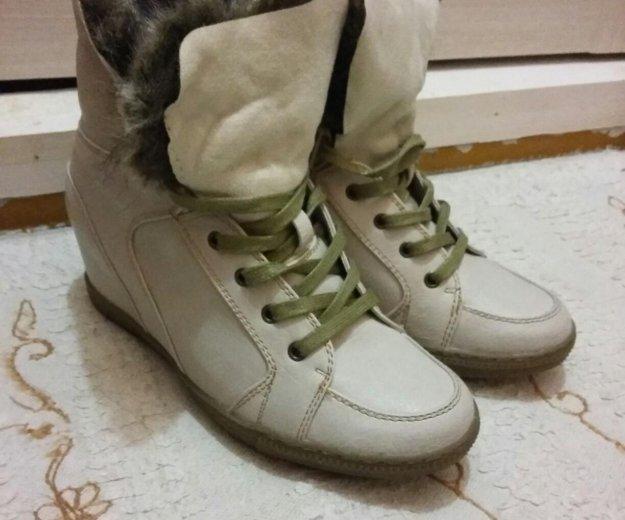 Ботинки зимние. Фото 4. Уфа.